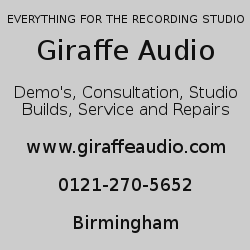 Giraffe Audio